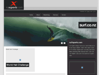 nzxsports.com screenshot