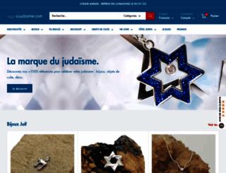 o-judaisme.com screenshot