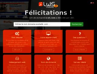 o-ot.com screenshot