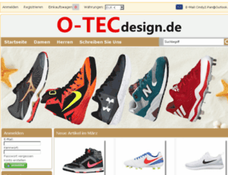 o-tecdesign.de screenshot