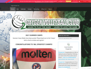 o2vbc.com screenshot