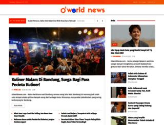 o2worldnews.com screenshot