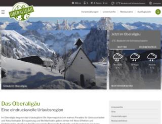 oa-aktuell.de screenshot