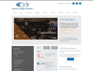 oacc.on.ca screenshot