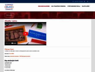 oaeldo.cz screenshot