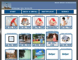 oafo.schleswiger-ag.de screenshot