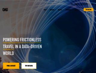 oag.com screenshot