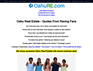 oahure.com screenshot