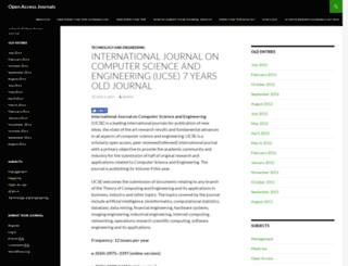 oajournals.info screenshot