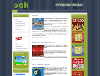 oak-systems.co.uk screenshot