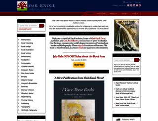 oakknoll.com screenshot
