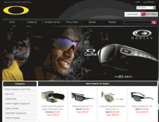 oakleyvault.in.net screenshot