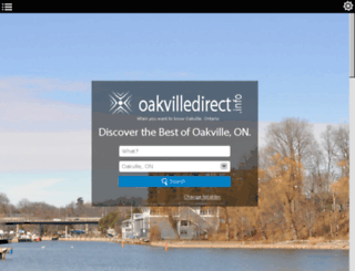 oakvilledirect.info screenshot