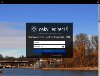 oakvilledirect.info screenshot