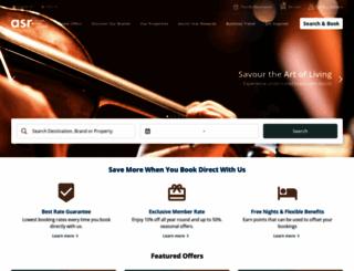 oakwood.com screenshot