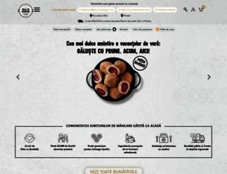 oalacubunatati.ro screenshot