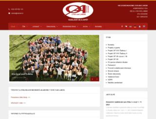 oalysa.cz screenshot