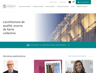 oaq.com screenshot