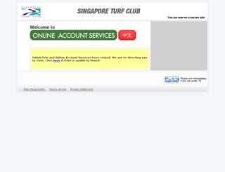 oas.turfclub.com.sg screenshot