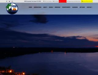 oasis-austin.com screenshot