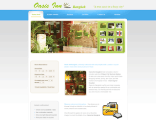 oasisbangkok.com screenshot