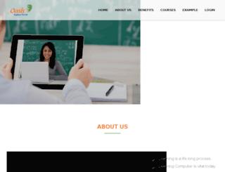 oasiseducation.net screenshot