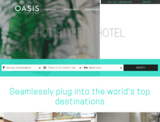 oasisfloripa.com screenshot