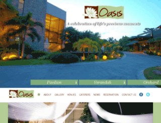 oasismanila.com screenshot