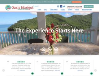 oasismarigot.com screenshot