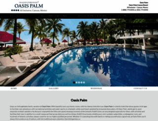 oasispalmbeach.com screenshot