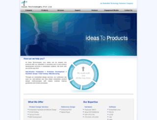 oasistechsol.com screenshot