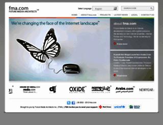 oau.com screenshot