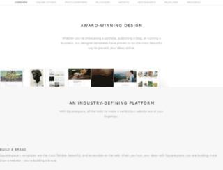 oauth.squarespace.com screenshot