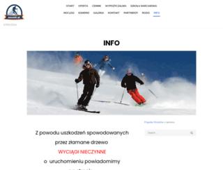 oazaski.pl screenshot