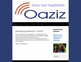 oaziz.nl screenshot