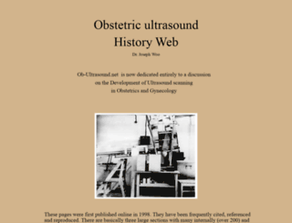 ob-ultrasound.net screenshot