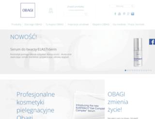 obagi.pl screenshot