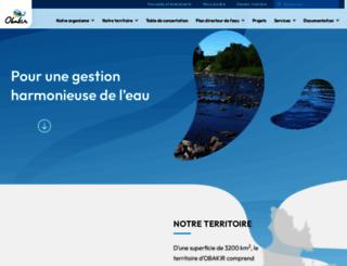 obakir.qc.ca screenshot