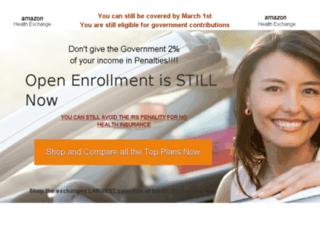 obamacare.instapage.com screenshot