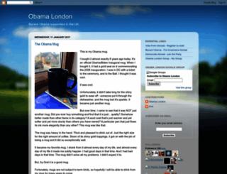 obamalondon.blogspot.co.uk screenshot