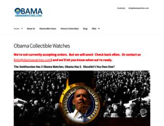 obamawatches.com screenshot