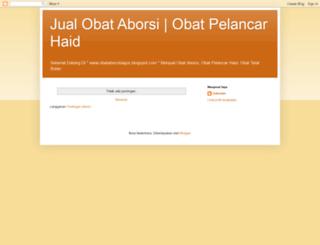 obataborsibagus.blogspot.com screenshot