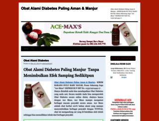 obatalamiidiabetes.wordpress.com screenshot
