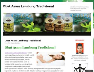 obatasamlambungtradisional24.wordpress.com screenshot