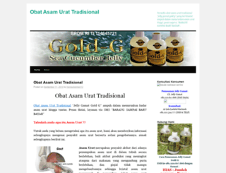 obatasamurattradisional25.wordpress.com screenshot