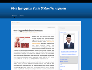 obatgangguanpadasistempernafasan1.wordpress.com screenshot