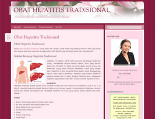 obathepatitistradisional12.wordpress.com screenshot