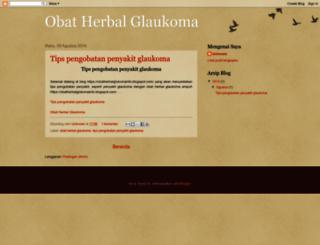 obatherbalglukomainfo.blogspot.com screenshot