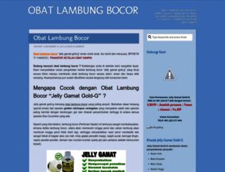 obatilambungbocor.wordpress.com screenshot
