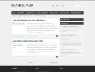 obatkuatherbal-kosmetik.blogspot.com screenshot